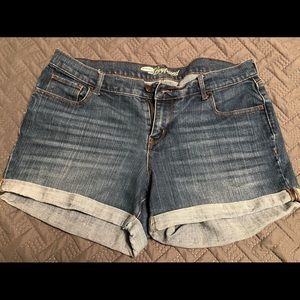 Denim Old Navy Shorts